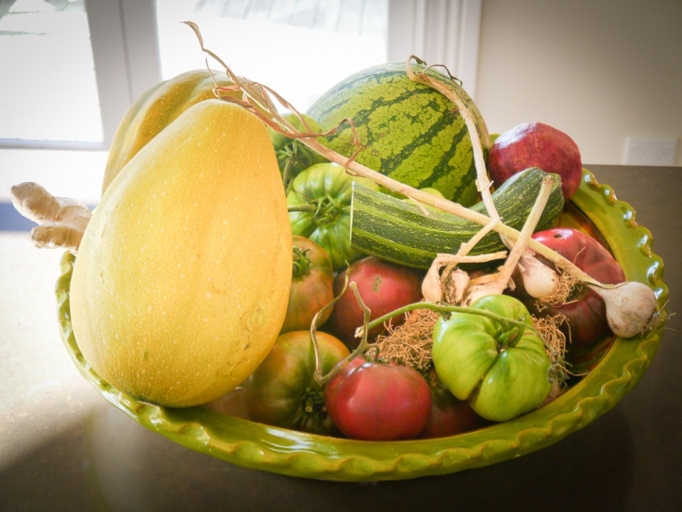 Bowl of homegrown-1050407-2