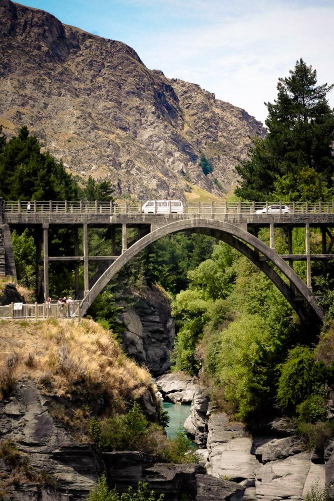 Bridge over Shotover River-1210700